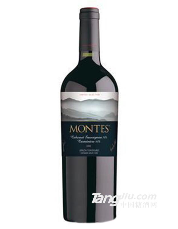 蒙特斯 限量版70-30干红葡萄酒