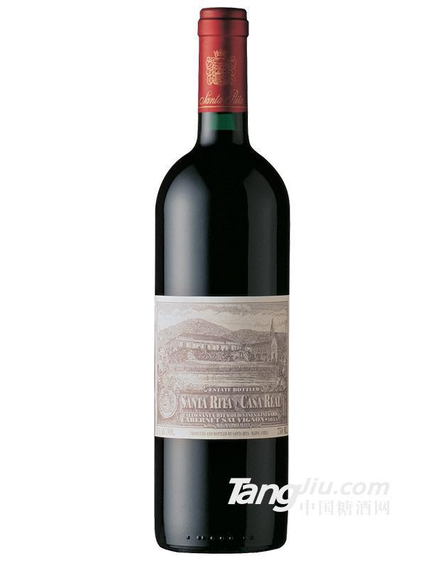 中粮名庄荟智利圣丽塔真实家园干红葡萄酒