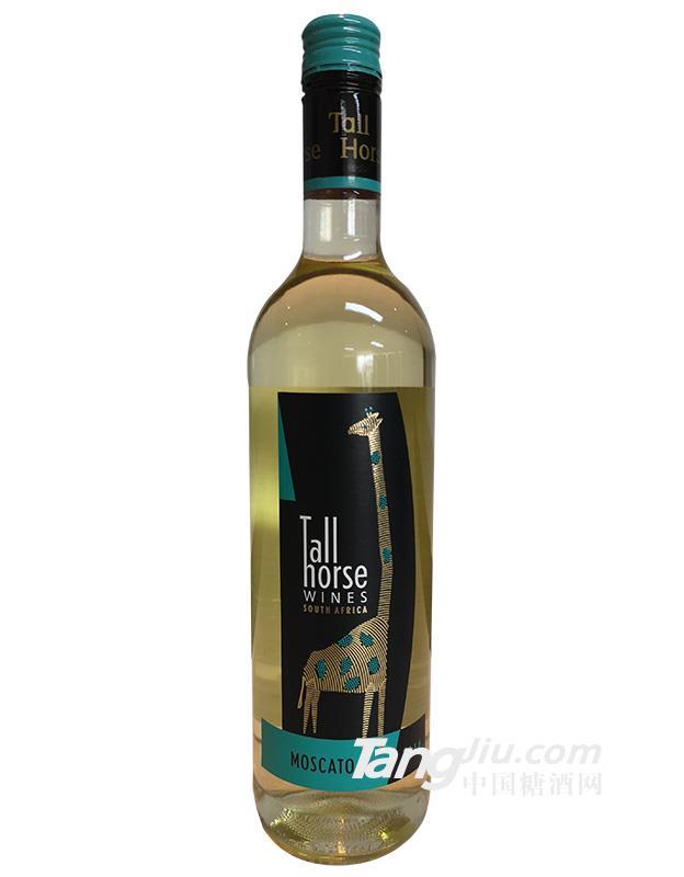 中粮名庄荟南非长颈鹿甜白葡萄酒