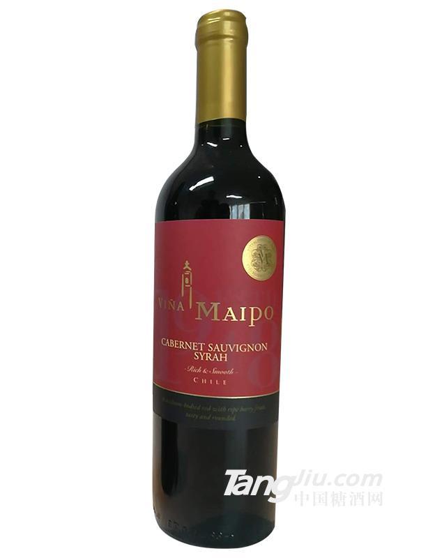 中粮名庄荟梦坡干红葡萄酒