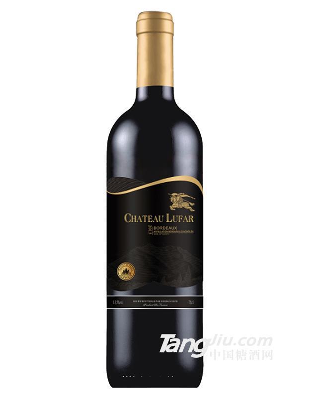 法国黑轩大地之灵干红葡萄酒