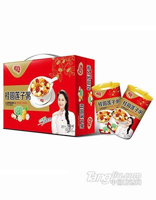 珍恋-桂圆莲子粥