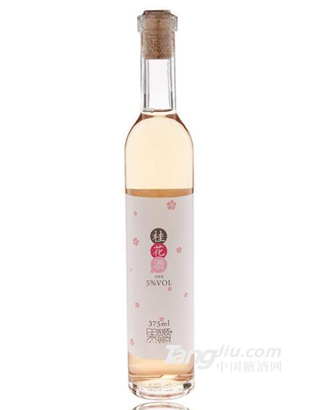 桂花酒375ml