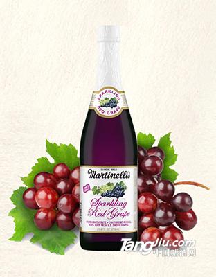 玛蒂天尼红葡萄汁汽水(碳酸饮料) 750ml