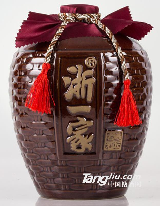 库藏十年冬酿花雕-1.5L