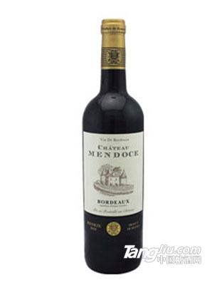 慕思酒庄红葡萄酒2011
