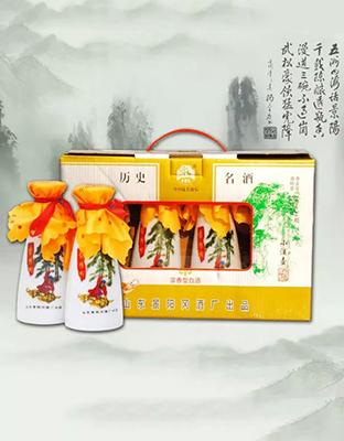 景阳冈礼盒小酒壶