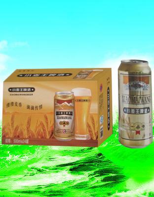 016雪颖啤酒系列小麦王