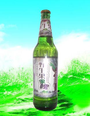 500ml果啤