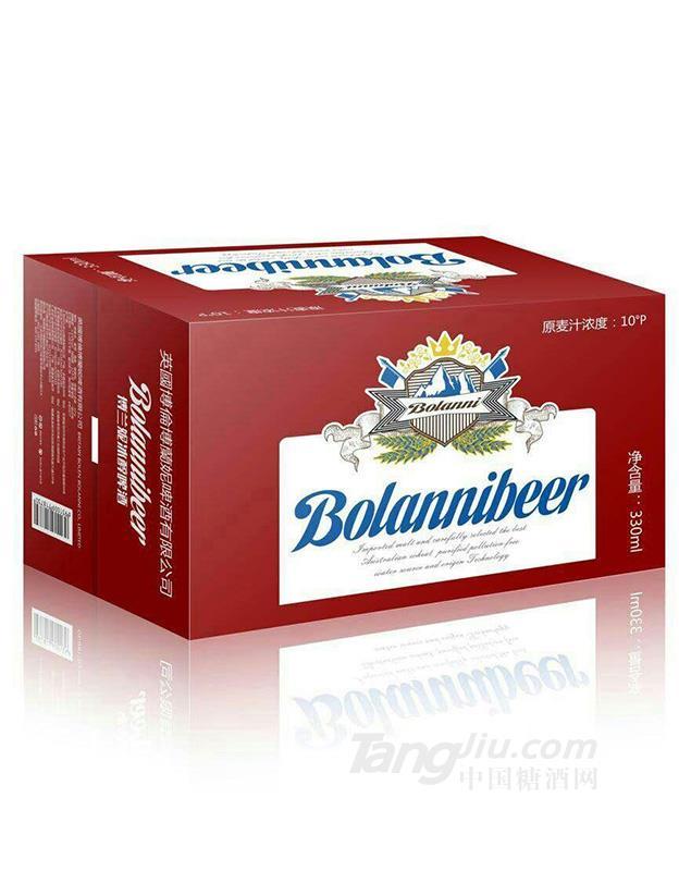 英国博伦博兰妮啤酒-330ml-10°P