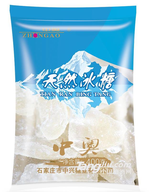 中奥天然冰糖-400g