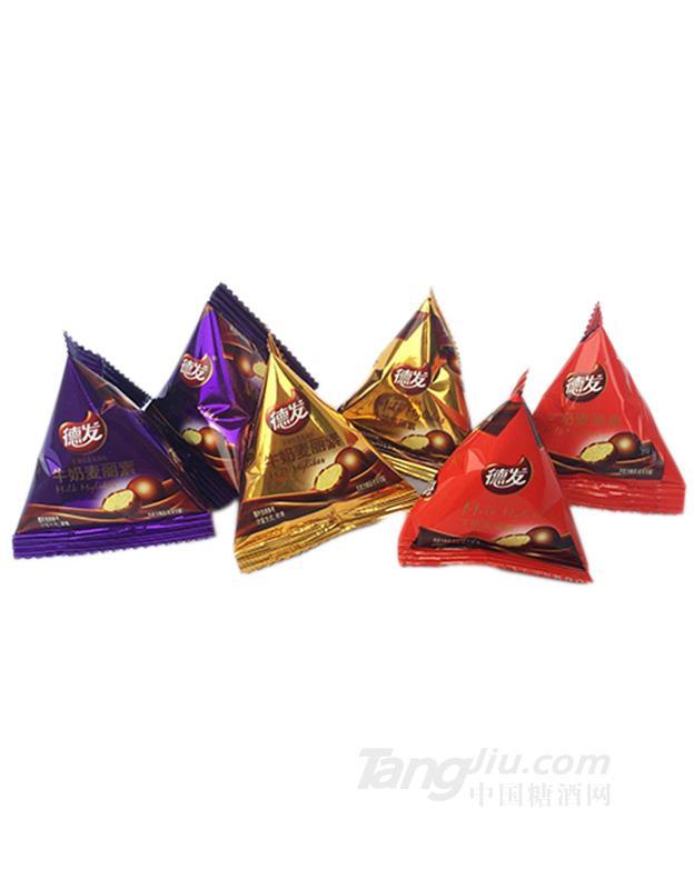 德发三角包