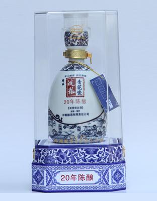 皖粮20年陈酿-白酒-亳州中粮酿酒
