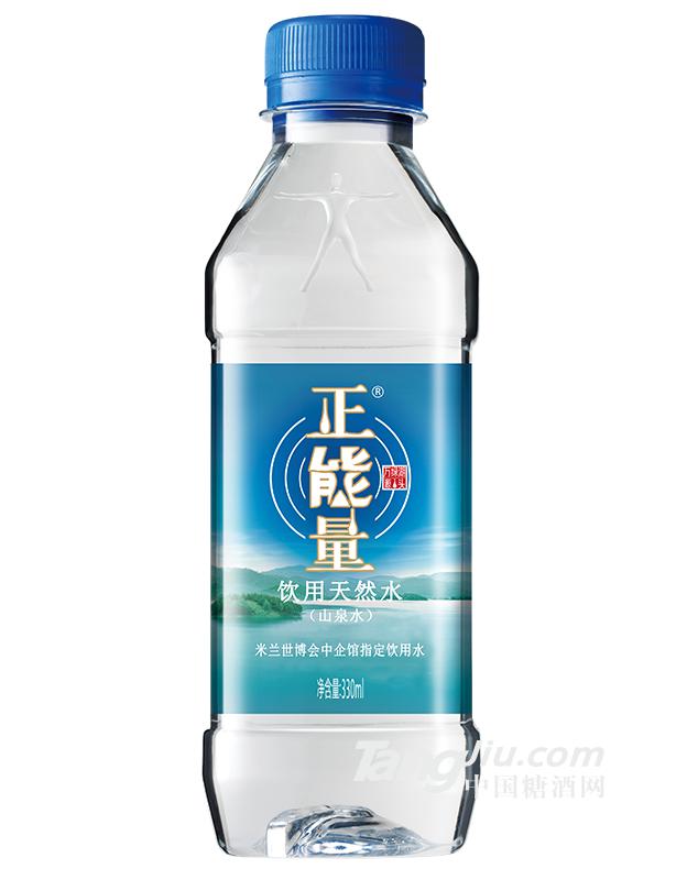 正能量-330ml支装水