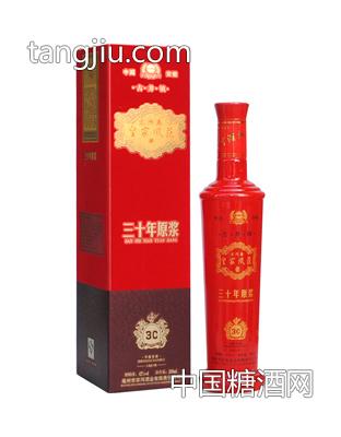 宗河春原浆酒30年