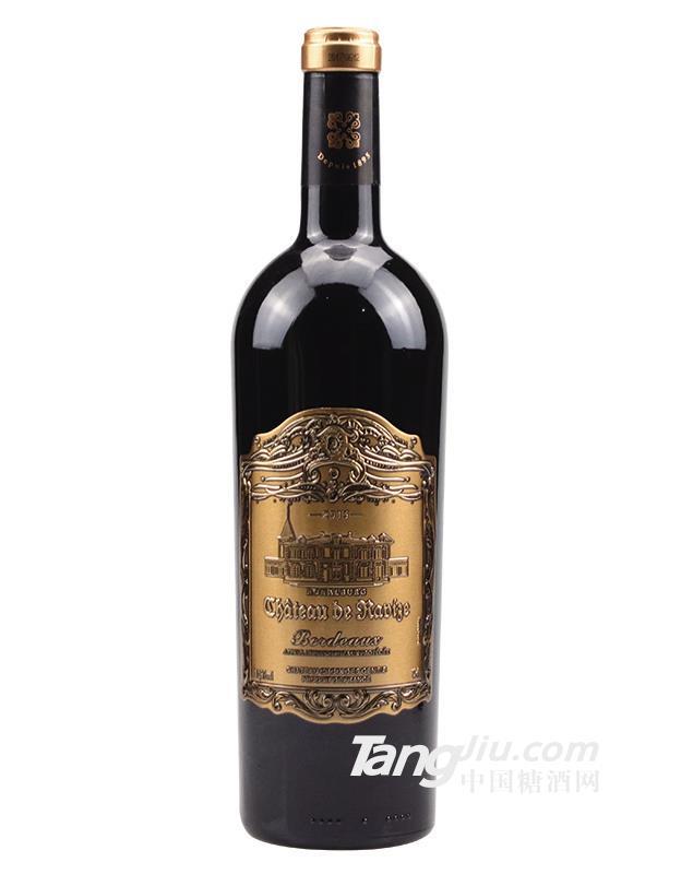 罗纳堡干红葡萄酒