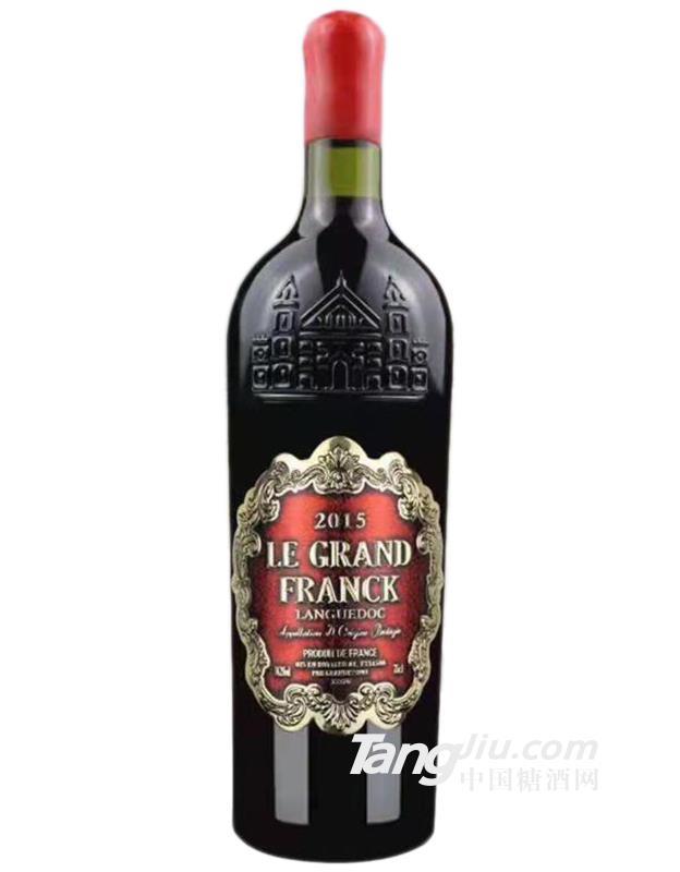 弗朗克经典干红葡萄酒750ml