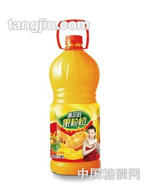 惠尔旺果粒橙果汁2.58L