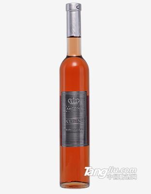 艾霓赤霞珠桃红冰葡萄酒
