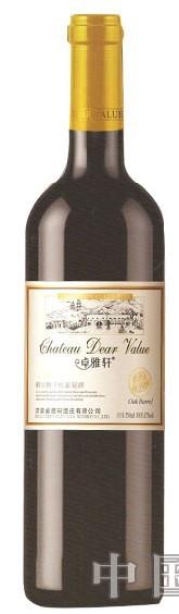 卓雅轩酒庄解百纳干红葡萄酒