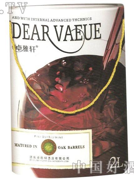 卓雅轩酒庄赤霞珠干红葡萄酒