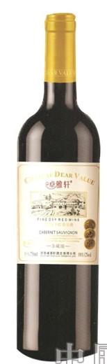 卓雅轩酒庄赤霞珠珍藏级干红葡萄酒