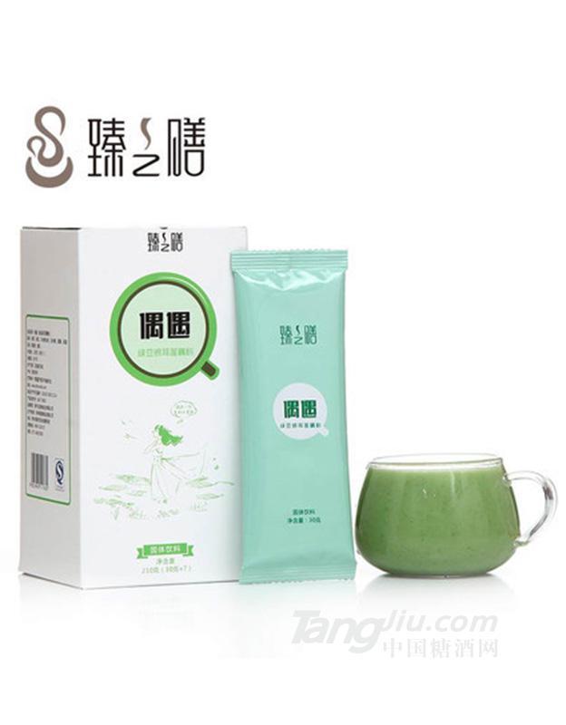 臻之膳-绿豆银耳莲藕粉-210g