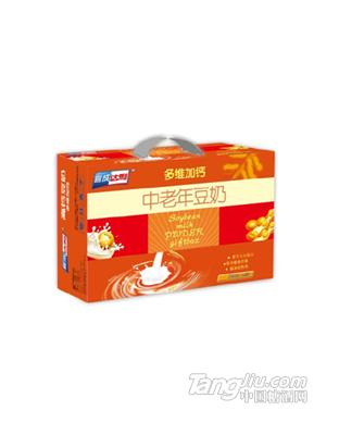 中老年豆奶礼盒