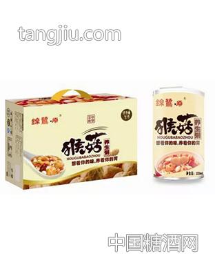 锦鹭猴菇养生奶